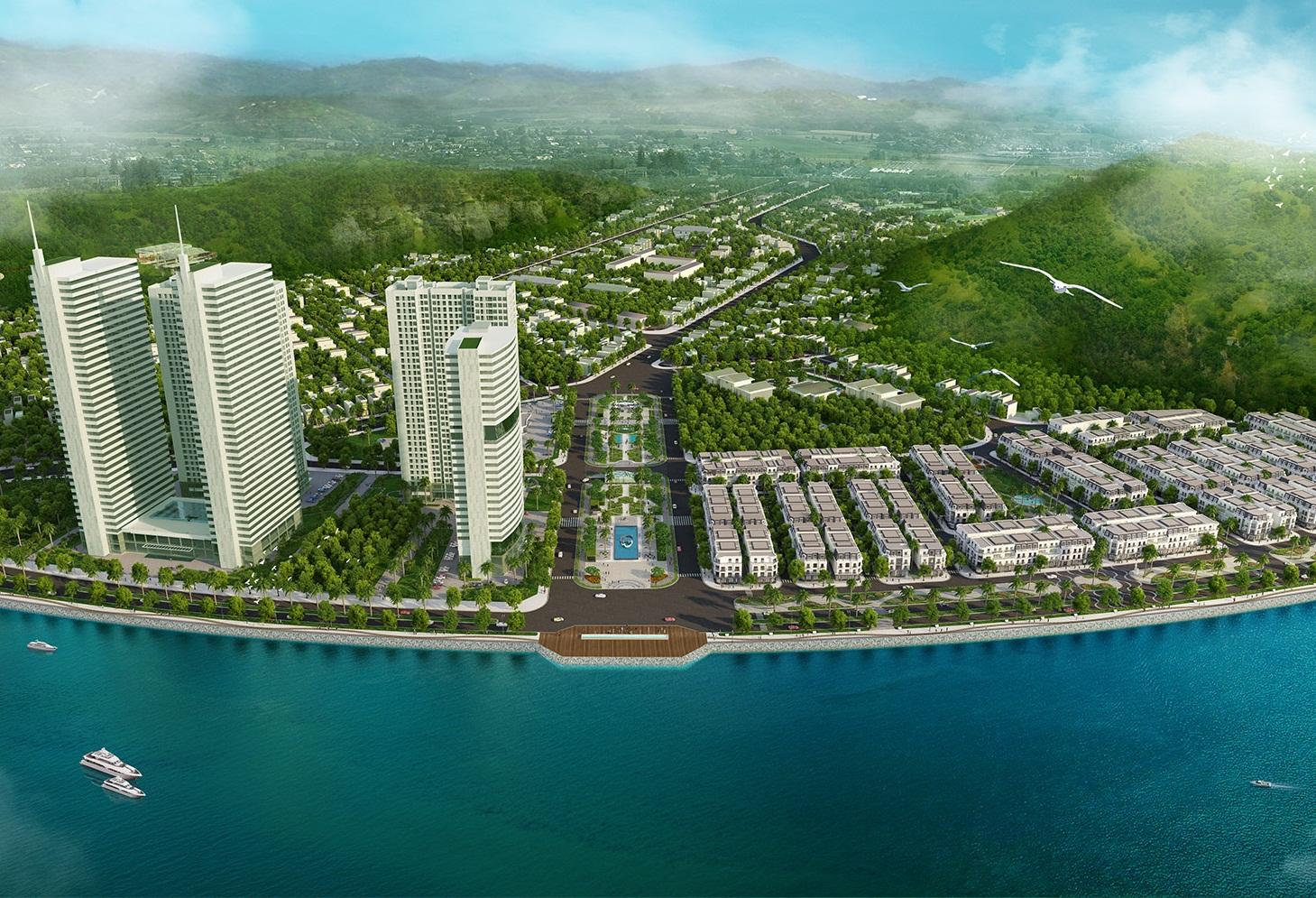 Khu đô thị phức hợp Hạ Long Xanh - Vinhomes