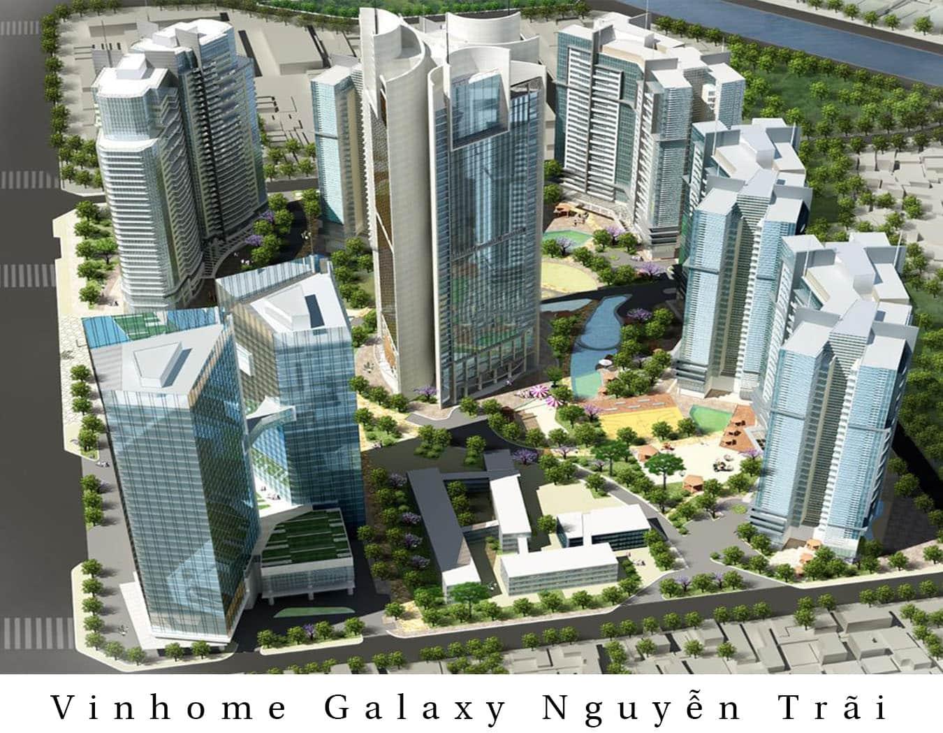Vinhomes Galaxy Nguyễn Trãi.