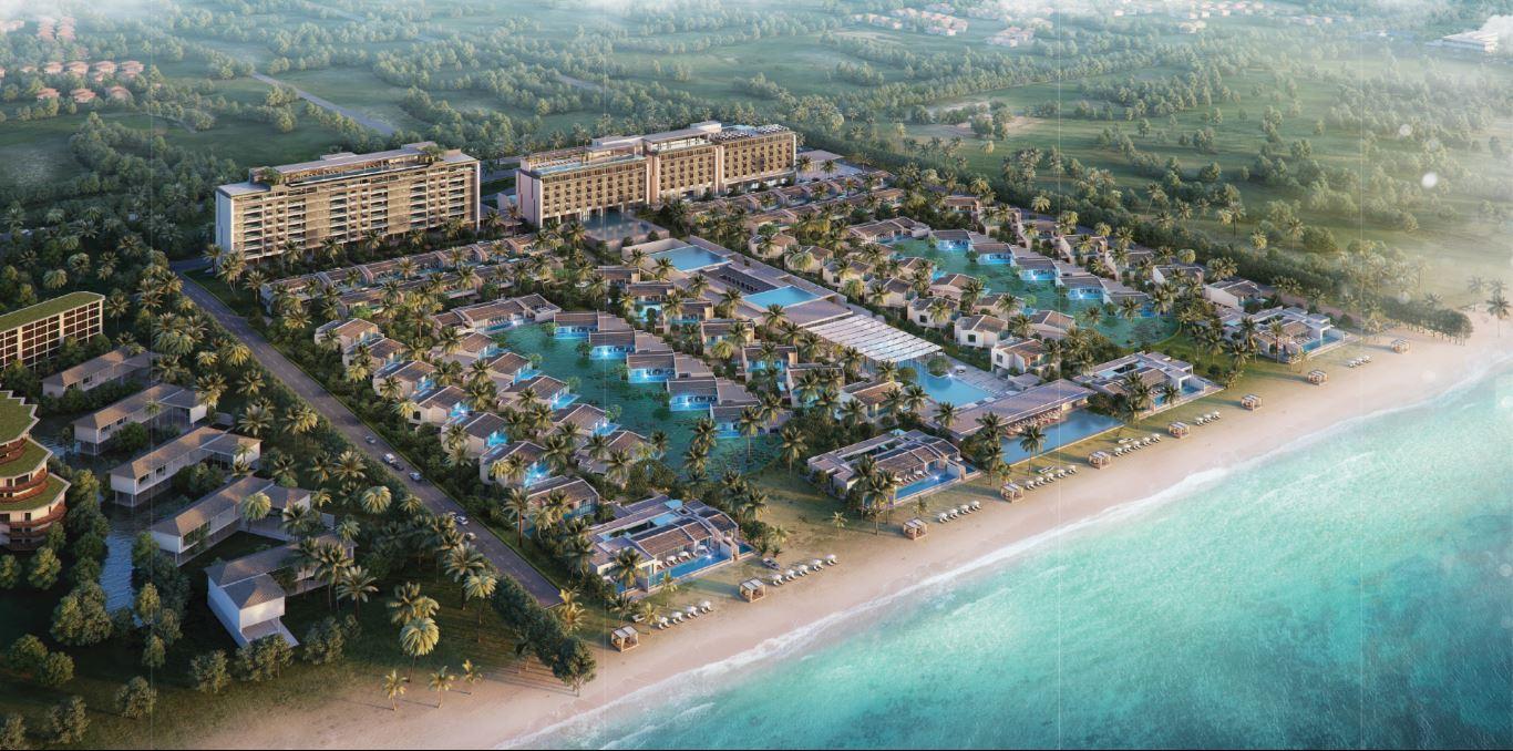 Regent Residences Phú Quốc Resort - Tổng hợp dự án của BIM Group tại Phú Quốc
